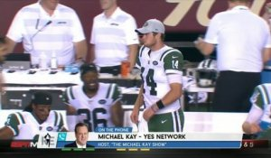 Michael Kay: It's all but official that Darnold will be Jets starting QB
