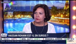International&Business: Hassan Rohani est-il en sursis ? - 28/08