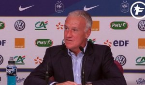 Deschamps ne condamne pas Rabiot