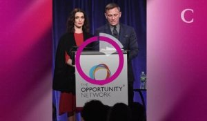 Daniel Craig (James Bond) et Rachel Weisz, parents de leur premier enfant