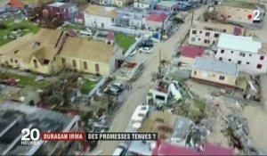 Ouragan Irma : des promesses tenues ?