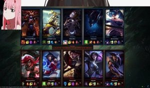 Welcome to League of Legends (04/09/2018 23:20)