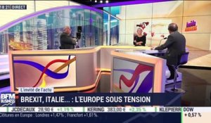 Brexit, Italie: l'Europe sous tension - 21/11