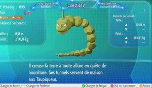 [FR] Pokémon Let's Go Evoli ! (22/11/2018 17:33)