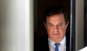 Paul Manafort a plaidé coupable