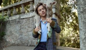 Harry Styles Plays With Baby Animals in Gucci's New Campaign | Billboard News