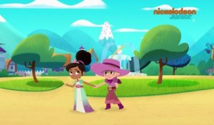 Nella Princesse Chevalier | Nella & Willow | NICKELODEON JUNIOR
