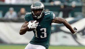 Wentz, Agholor make magic on pivotal third down