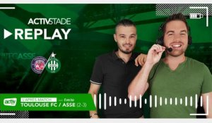 Replay TFC - ASSE