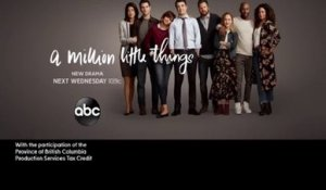 A Million Little Things - Promo 1x02