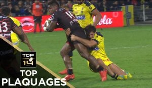 TOP Plaquages de la J06 – TOP 14 – Saison 2018/2019