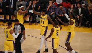 GAME RECAP: Lakers 129, Kings 123