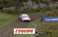 Latvala remporte la power stage - Rallye - WRC - GBR