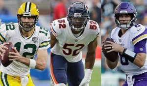 Who is the most dangerous team in the NFC North?
