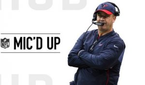 Mic'd Up: O'Brien wired during OT win vs. Cowboys | Week 5