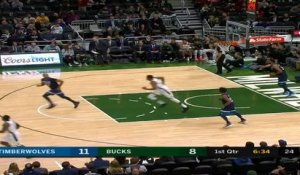 Nightly Notable: Giannis Antetokounmpo - Split