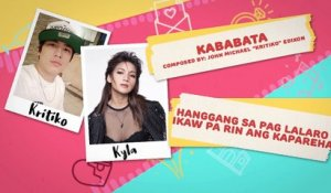 Kababata - Kyla and Kritiko | Himig Handog 2018 (Official Lyric Video)