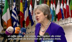 Brexit: les négociations font du surplace