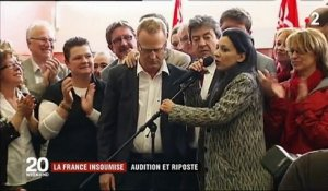 La France insoumise : l'ex-directrice de la communication de Jean-Luc Mélenchon auditionnée