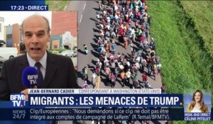 Immigration : les menaces de Donald Trump