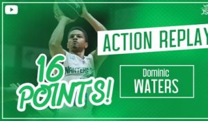 16 points pour Dominic Waters