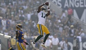 Burleson: Davante Adams one of most versatile players in NFL