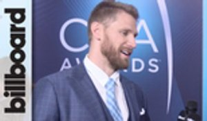 Chase Rice Talks 'Eyes On You,' New Music & More at 2018 CMA Awards | Billboard