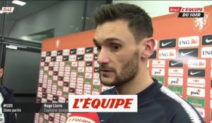 Lloris «Beaucoup de déception» - Foot - L. nations - Bleus