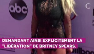 "Britney Spears internée de force ? Miley Cyrus chante ""Free Britney"" en plein concert"