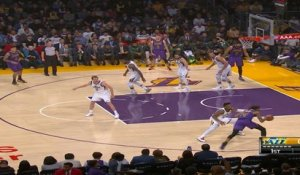 Utah Jazz at Los Angeles Lakers Raw Recap