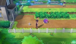 [FR] Pokémon Let's Go Evoli ! (24/11/2018 13:00)