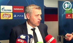 OL-Man City : la réaction à chaud de Bruno Genesio