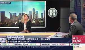 La question du jour: L'alliance Renault-Nissan-Mitsubishi est-elle en danger sans Carlos Ghosn ? - 29/11