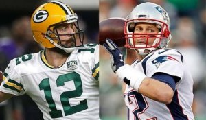 Kay Adams: No team has ever beat Rodgers, Brady in consecutive games