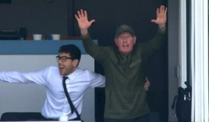 Coughlin rejoices in press box after Jags complete win