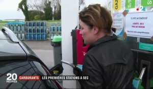 Carburants : 75 stations-service en pénurie totale