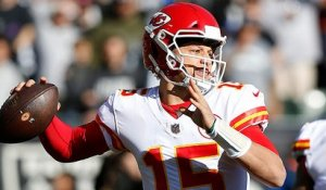 Schrager: Patrick Mahomes is a human highlight reel