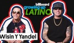 Wisin y Yandel Talk Favorite Foods, Puerto Rican Music & More | Growing Up Latino