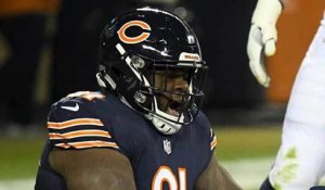 Burleson: Bears were beating Rams with four-man rushes