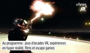 On a testé le premier parc d'attraction en réalité virtuelle, Illucity, à la Villette