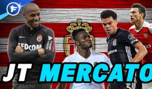 Journal du Mercato : la short-list clinquante de l'AS Monaco pour sortir de la crise