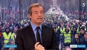 """Gilets jaunes"" : Éric Drouet, figure du mouvement, interpellé"