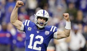 Brandt on Luck's MVP case: Colts get a top-five pick without him