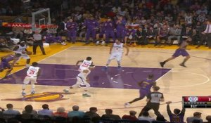Los Angeles Clippers at Los Angeles Lakers Raw Recap