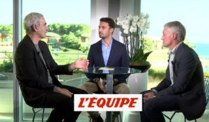 Deschamps «Quand l'irrationnel fait basculer un match» - Foot - Bleus