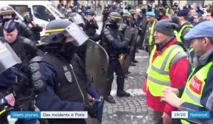 "Acte 8 des ""gilets jaunes"" : de violents incidents à Paris"