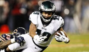 NFL-N-Motion: How Golden Tate became Eagles' X-factor in win vs. Bears