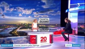 Grand débat national : Chantal Jouanno jette l'éponge