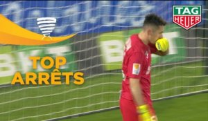 Top arrêts 1/4 de finale - Coupe de la Ligue BKT / 2018-19