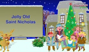 Kidzone - Jolly Old Saint Nicholas
